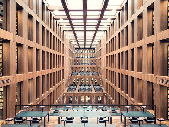 lofty libraries: thibaud poirier photographs the finest architectural havens of literature