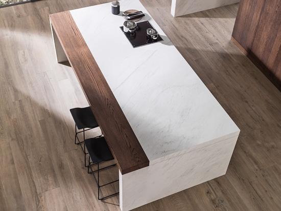 The autenticity of PAR-KER® and XLIGHT large format porcelain tiles