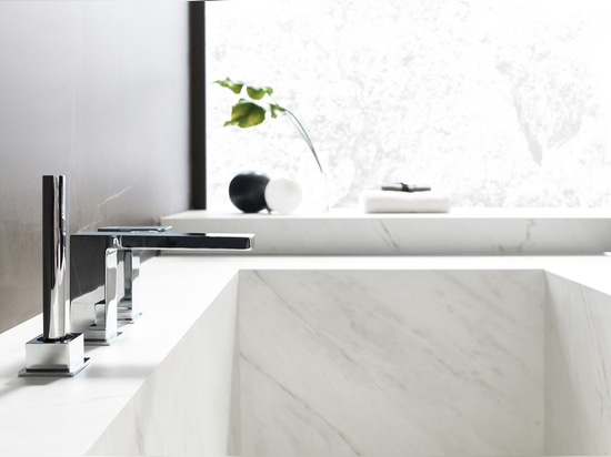 Spectacular bathrooms with XLIGHT