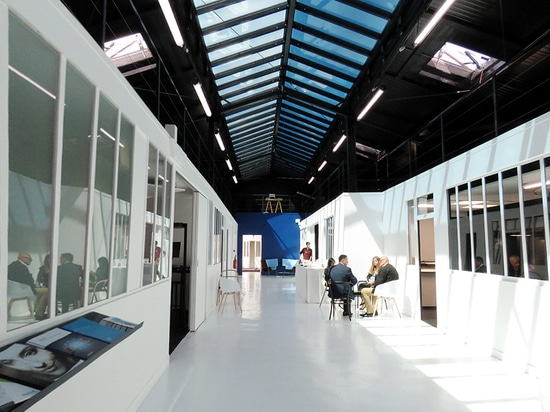Inauguration of La Berangerie Showroom