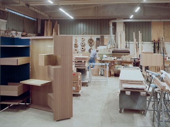 Inner sanctum: the making of the tabernacle, by Giacomo Moor and Emmemoboli