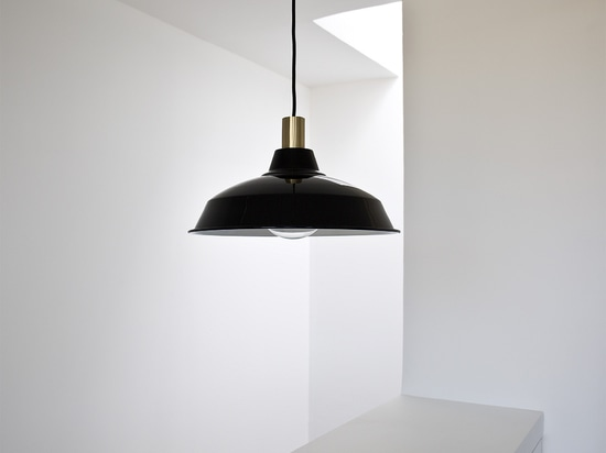 XL vintage pendant light