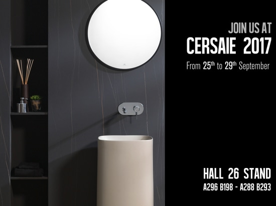WELCOME TO CERSAIE 2017