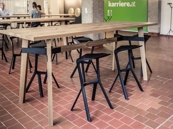 MIURA stool at Factory300