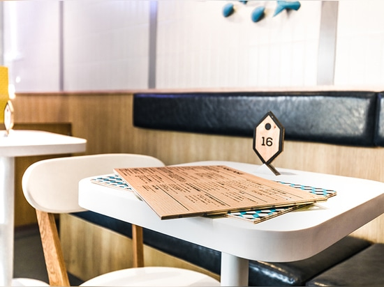 studio doho designs a contemporary eatery reflecting hawaiian origins in shanghai