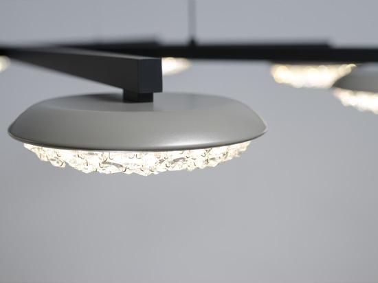 Origo Star crystal chandelier