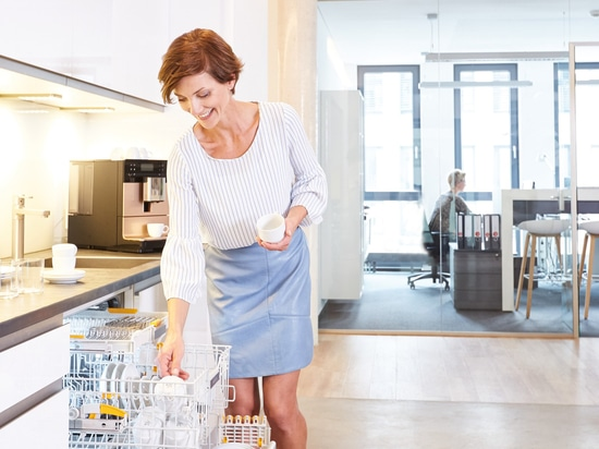 The new Miele Professional ProfiLine dishwashers