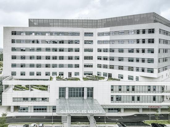 Gleneagles Medini Hospital Kuala Lumpur, Malaysia