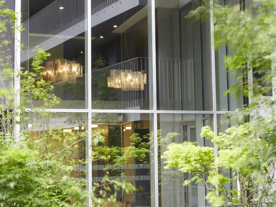 Project by Cogedim in building in Paris