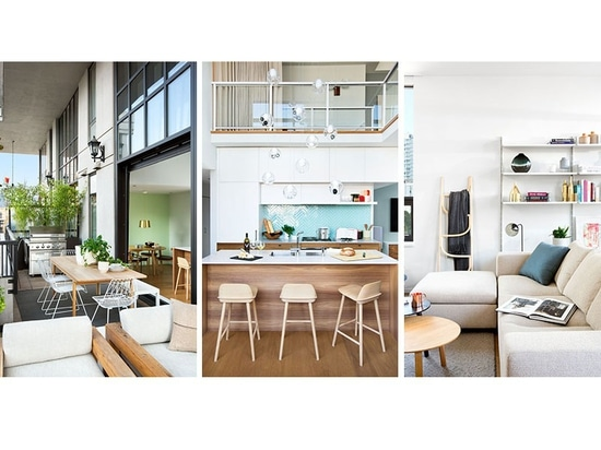Falken Reynolds Have Designed The Interiors Of This Loft Apartment In Vancouver