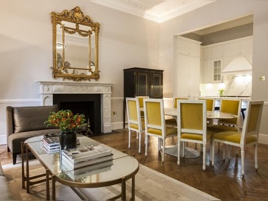 Pimlico residence