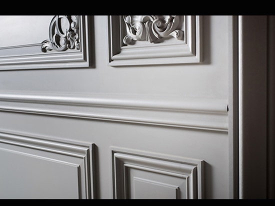 Haussmann woodwork Atelier Bruno Bertoli
