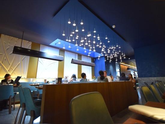 Patara Restaurant - Berners Street, London by Superfutures