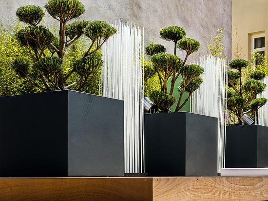Image'In square planters