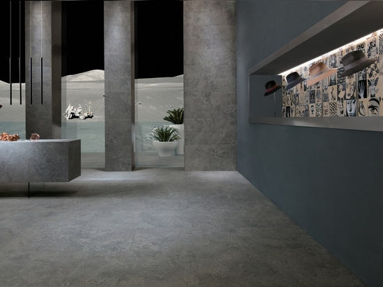 OZ – Stone effect wall and floor tile for interiors and exteriors