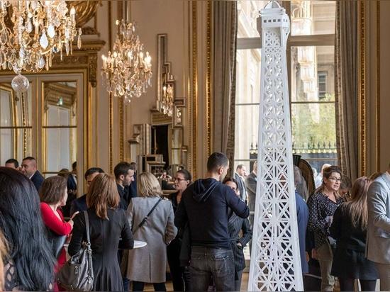 K-LIFE returns to PARIS, this time at the majestic Hotel de Crillon, in Place de la Concorde