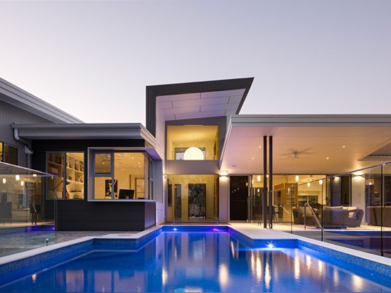 The Golf House by Studio 15b
