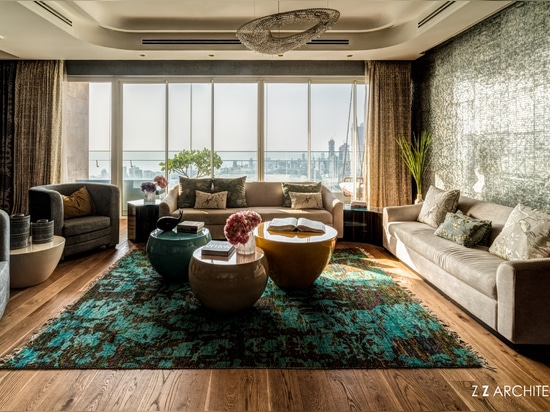 Deep Sky, Ozero and Polaris in a luxurious apartment
