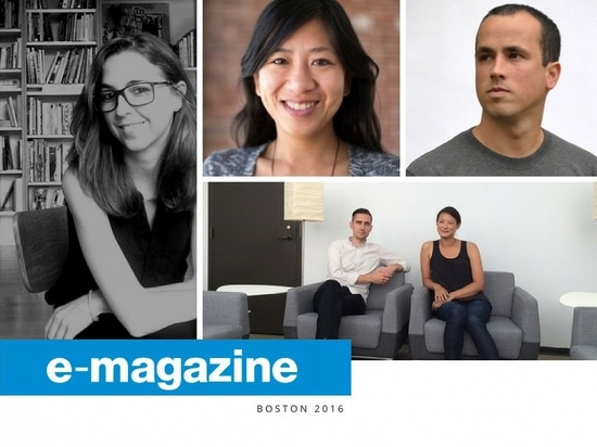 In Time: The Boston Design Scene