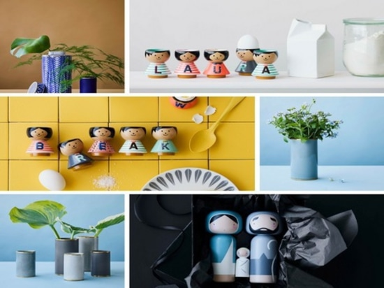 Featured (left to right): Valérie Courtet, Normann Copenhagen and Lucie Kaas