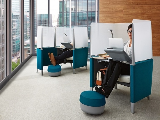 The Hybrid Office: More Than Open Space