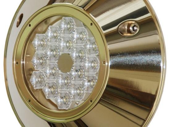 Underwater LED Dock Light CONVEX