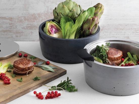 Kitchenware for Kuhn Rikon