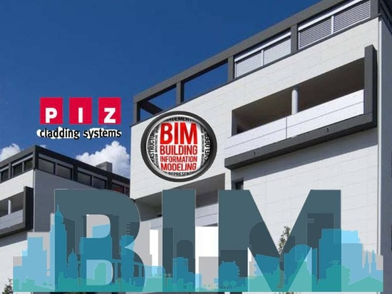 PIZ CLADDING SYSTEM - BIM