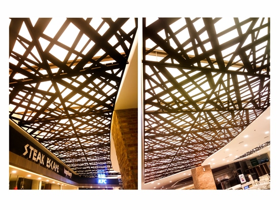 Bespoke Ceiling System
