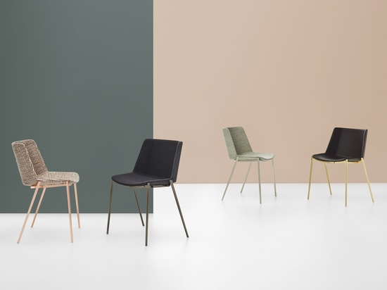 Design means simplicity and lightness
