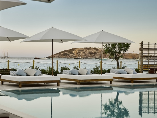 Vineyard – TUUCI Collection at the Luxurious Nobu Hotel Ibiza Bay
