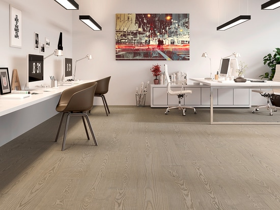 "Brand new product by mafi: ""COR ASH, brushed, graphite grey oiled"""