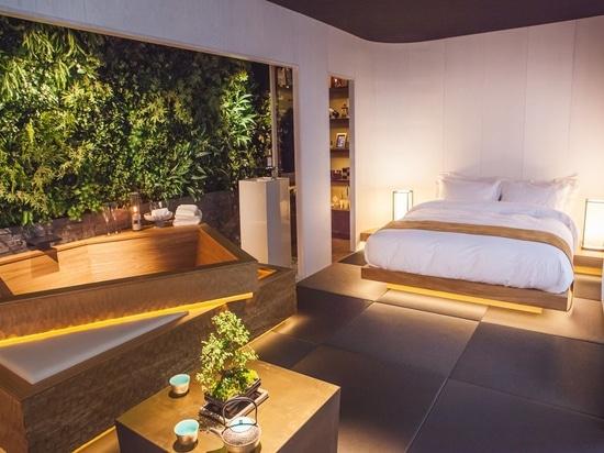 Established Sleep Set by Mitsui Design. Credit: Sven Eselgroth Pphotography