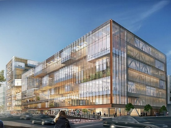 This is what Uber's futuristic new headquarters will look like