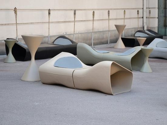 Dune. Courtesy of Austrian designer Rainer Mutsch.