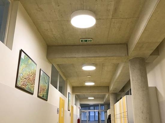 PRIVATE SCHOOL, VSETIN, CZECH