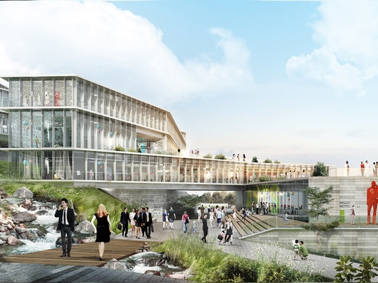PWD Architecture to break ground on nature-infused mixed use development in Dali, China