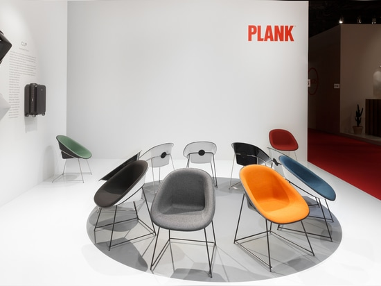 Salone del Mobile di Milano 2018: Plank introduces two new products