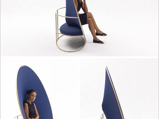 Emanuele Magini Has Designed 'Anish' For Furniture Brand Campeggi