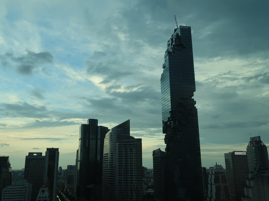 MahaNakhon – Bangkok's new icon