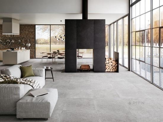 New Collection BLOCK by CERAMICHE REFIN