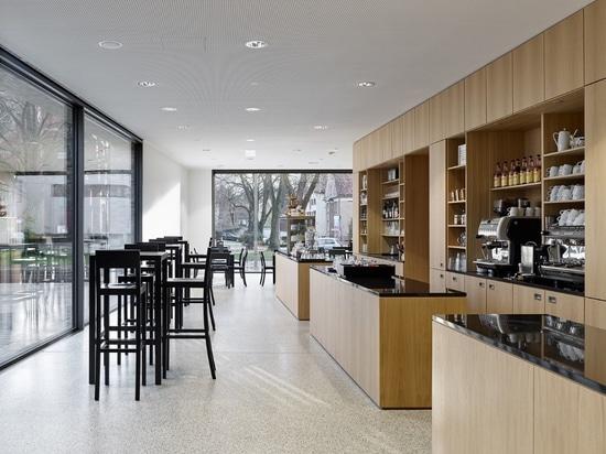 Germany. Max Dudler designs Heidenheim's new library