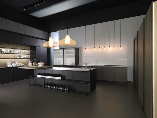 ROBERTO GOBBO LOOKS INTO THE MEANINGS OF HIS LATEST CREATIONS PRESENTED AT THE 2018 EUROCUCINA