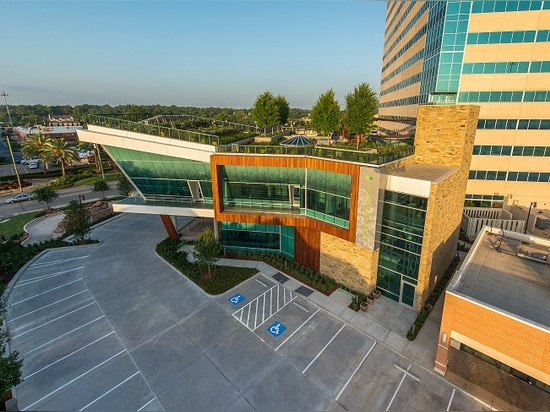 TreeHouse Memorial City becomes the highest rated LEED Platinum Core and Shell Building in Texas