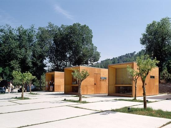 La Alhambra Information Points