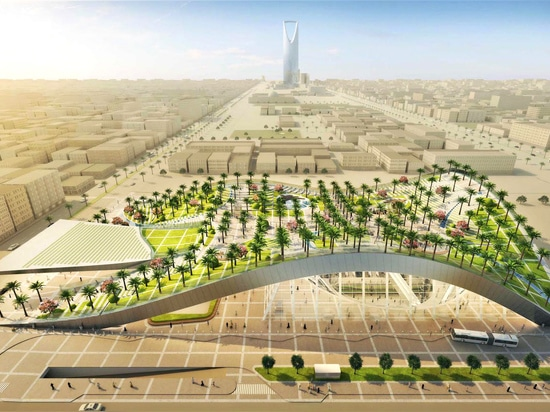 Saudi Arabia's capital will soon be home to yet another striking and sculptural architecture landmark: the Olaya Metro Station. Designed by Gerber Architekten, the dune-inspired transit hub will be...
