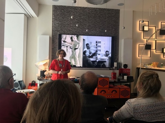 100th Anniversary of Achille Castiglioni event in London