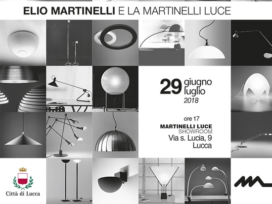 The exhibition dedicated to Elio Martinelli moves from Milan to Lucca