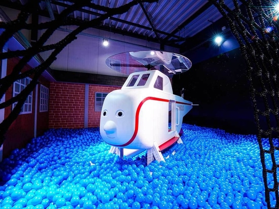 Mattel Play! Sevenum Opened in Holland, Designed and delivered by Lappset Creative