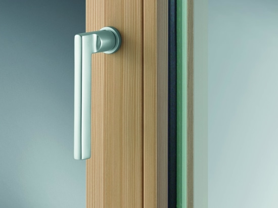 FSB plug-in handles for timber and metal windows